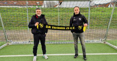DJK verstärkt Trainerteam mit Sait Yasar