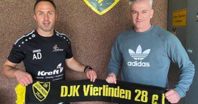 Damir Kulovic ist neuer Co-Trainer der Ersten